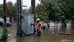 Mati Listrik Imbas Banjir, Sejumlah Operator Selular Siaga Sinyal