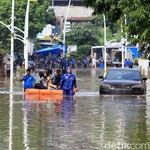 Banjir Kurangi Umur Coating Mobil?