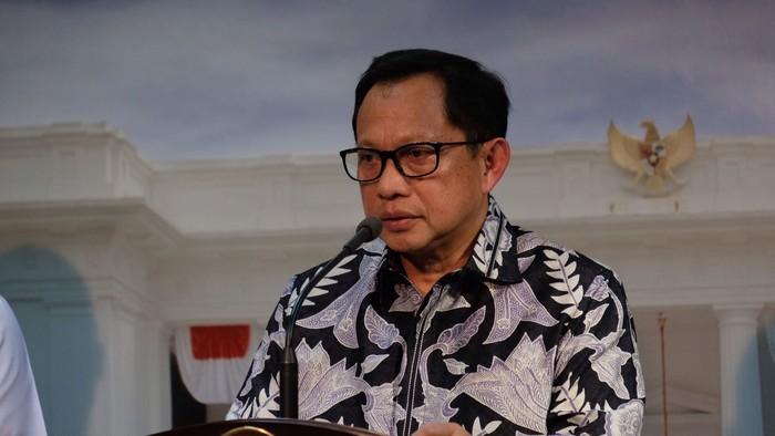 Mendagri Tito Karnavian (Andhika-detikcom)