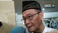 Buya Syafii: Yunahar Pejuang Islam Moderat Demi Masa Depan Indonesia