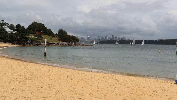 Ini Pantai Cantik Untuk Liburan Telanjang Kaum Nudis