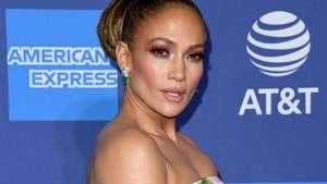 White Hot! Jennifer Lopez di Pemutaran Ice Age: Collision Course