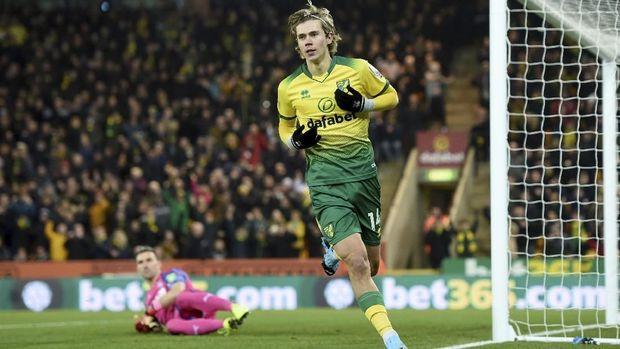 Norwich City ada di posisi juru kunci Liga Inggris.