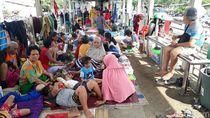 2.393 Jiwa Masih Mengungsi Pascabanjir di Jakarta