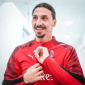Ibrahimovic Latihan Bareng Klub Swedia di Tengah Pandemi