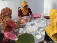 Bikin Nagih! Lembut Gurih Chai Kwe, Dumpling Halal Khas Pontianak