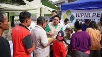 HIPMI Kirim Bantuan untuk Korban Banjir di Jabodetabek
