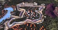 Gambaran Sirkuit MotoGP Mandalika.