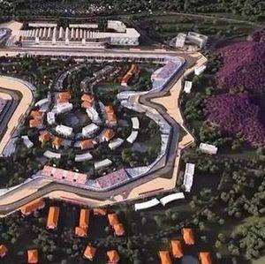 Sirkuit MotoGP Mandalika Kelar Oktober 2021