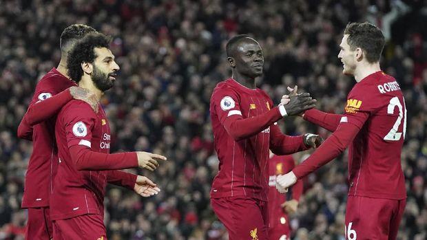 Liverpool Satu Tahun Tanpa Kalah di Liga Inggris