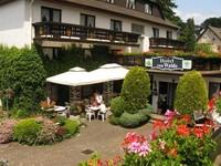 Kaum nudis memiliki gaya hidup yang dekat dengan alam. Untuk lebih dekat dengan alam, Hotel Zum Walde sengaja dibangun di dalam hutan. Tepatnya di Kawasan Moselle, hotel ini dibuat senyaman rumah. Namun peraturan nudis sangatlah ketat. Semua pengunjung harus telanjang di area spa, sauna dan pemandian uap. (Trivago)