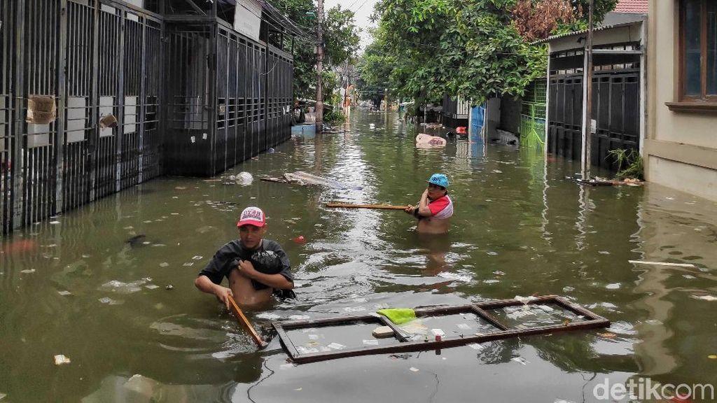Mau Beli Rumah Bebas Banjir? Ini Tipsnya
