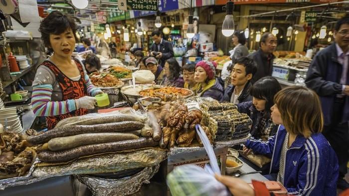 Kaki Lima Hingga Alpukat Jadi Makanan Paling Hits Satu Dekade