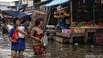 Usai Banjir, Muncul Saling Sindir