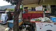 Kontrakan Sekeluarga Tewas karena Genset di Pulo Gadung Sempat Dikepung Banjir