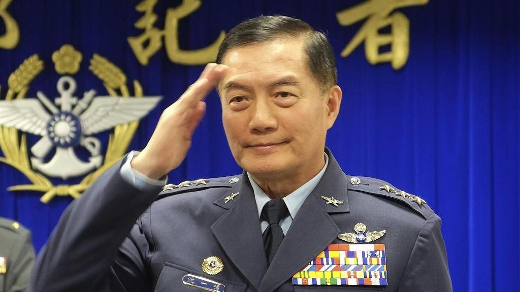 Black Hawk Down! 8 Pejabat Termasuk Panglima Militer Taiwan Tewas