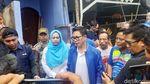 Ajak Anggota DPRD, Eko Patrio Temui Korban Banjir