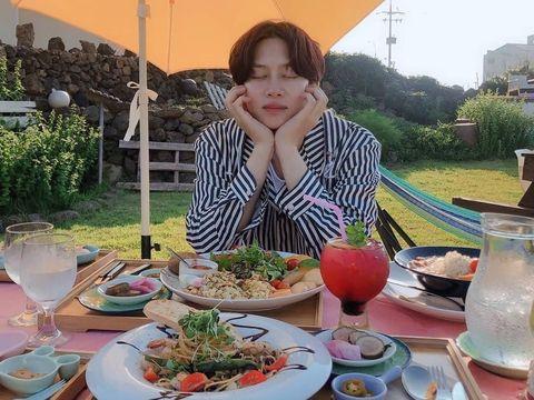 heechul super junior kuliner