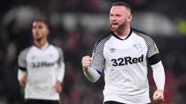 Debut Manis Wayne Rooney di Derby County