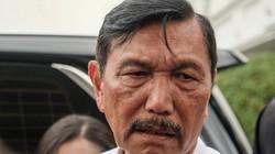 Bicara Corona, Luhut Bantah Tudingan Tak Koordinasi dengan Anies