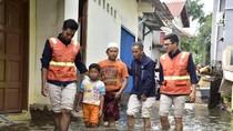 PGN Dirikan Dapur Umum untuk Korban Banjir di Cilincing