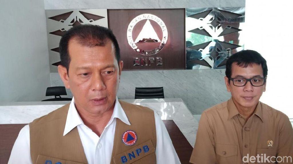 Wishnutama-BNPB Rapat Koordinasi Bahas Mitigasi Bencana di Daerah Wisata