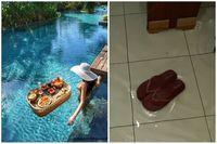 Samakan Banjir dengan Floating Breakfast, Kicauan Netizen Ini Viral