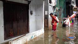 Pengusaha Taksir Total Kerugian Akibat Banjir Capai Rp 1 Triliun