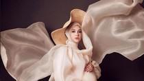 Inspirasi Foto Maternity Berhijab dari Biby Alraen, Istri Cantik Rifky Baweel