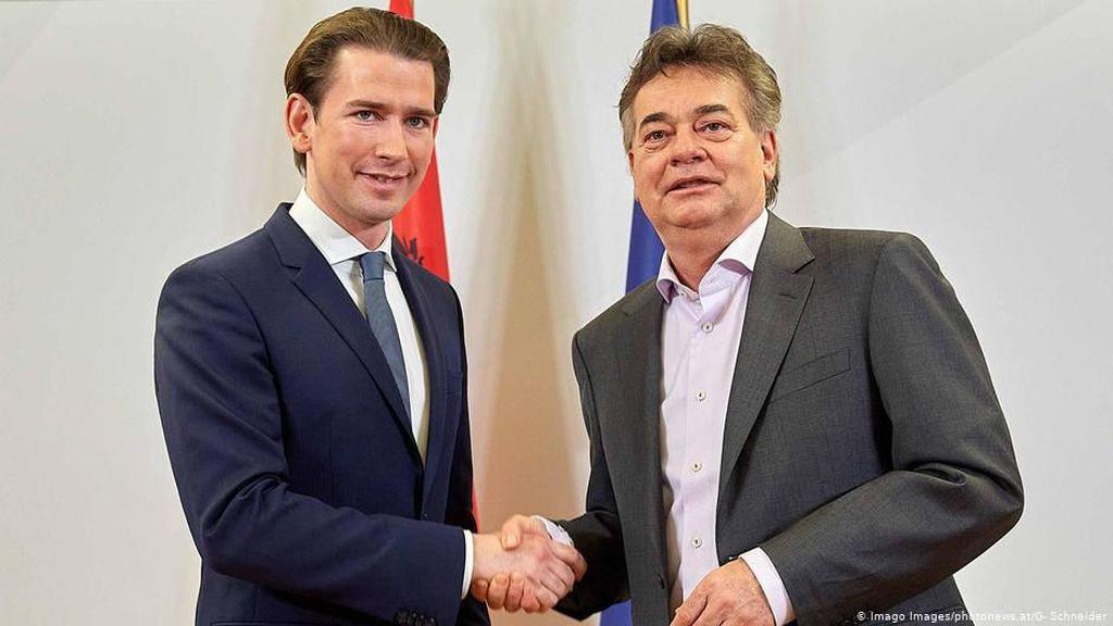 Pertama Kali di Austria: Partai Konservatif Bentuk Koalisi dengan Partai Hijau