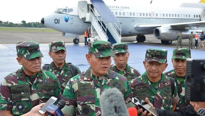 Panglima Komando Gabungan Wilayah Pertahanan (Pangkogabwilhan) I Laksdya Yudo Margono