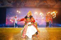 The Keranjang Bali: Landmark Baru di Bali Berbentuk Keranjang Raksasa