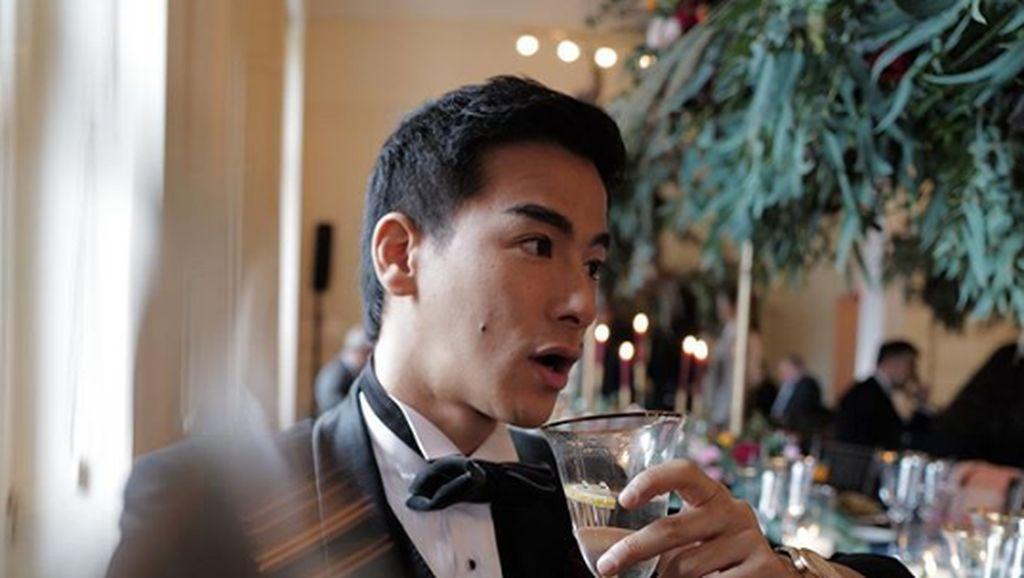 Gaya Kulineran Mewah Ryochin, Pria yang Diisukan Dekat dengan Luna Maya