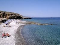Hotel Vritomartis di Yunani termasuk setengah nudis. Karena kegiatan di luar hotelnya masih boleh dilakukan dengan memakai baju. Tapi lain cerita dengan area pantai dan kolam renangnya. Di area ini, tamu diharuskan untuk telanjang. (Trivago)