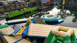 Diterjang Puting Beliung, Wisata Umbul Ponggok Klaten Ditutup Sementara