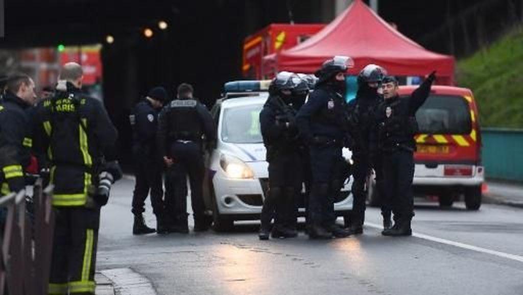 Polisi Tembak Mati Pelaku Penikaman di Prancis yang Tewaskan 1 Orang