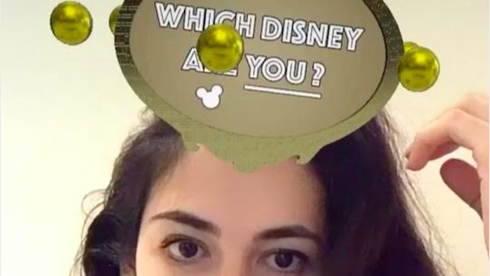 Cara Ikutan Which Disney Are You di Instagram. Foto: screenshot Instagram