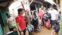 Indosat Ooredoo Sediakan Pengobatan & Komunikasi Gratis untuk Korban Banjir