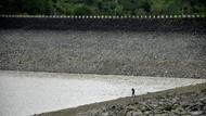 Ketinggian Air di Bendungan Bili-bili Gowa