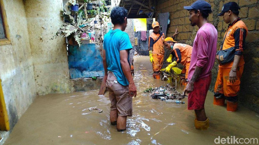 Apa Kabar Proyek Infrastruktur Antibanjir DKI?