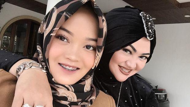 Putri Delina dan Istri Sule