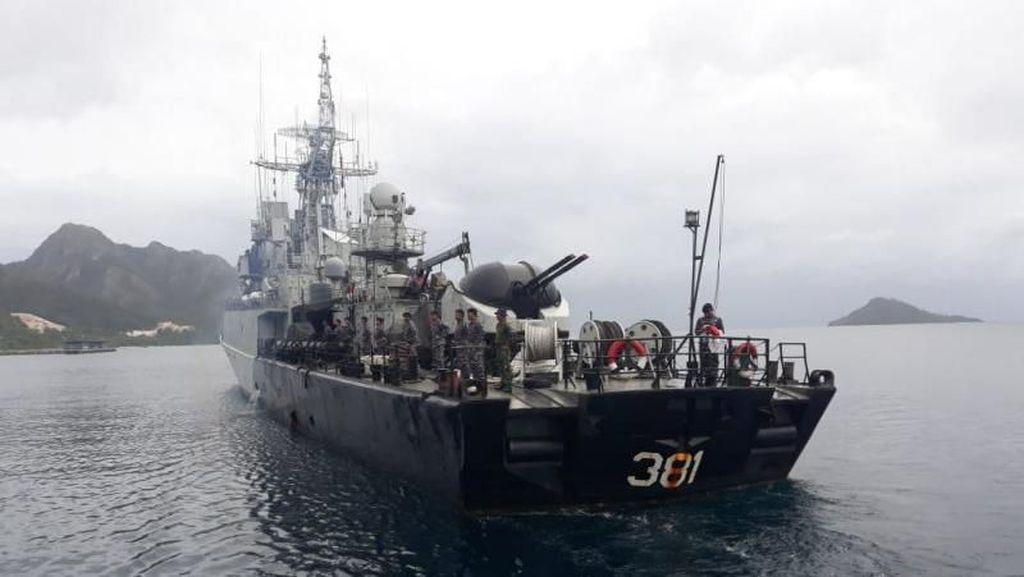 Buntut Konflik di Natuna, Pemerintah Mau Perjelas Penjaga Laut RI