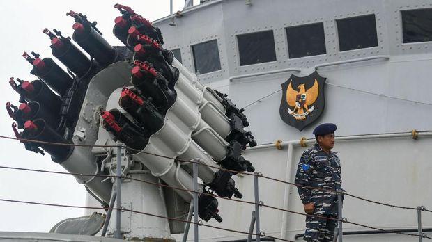 TNI Buka Suara Soal Aksi Provokasi Cost Guard China di Natuna