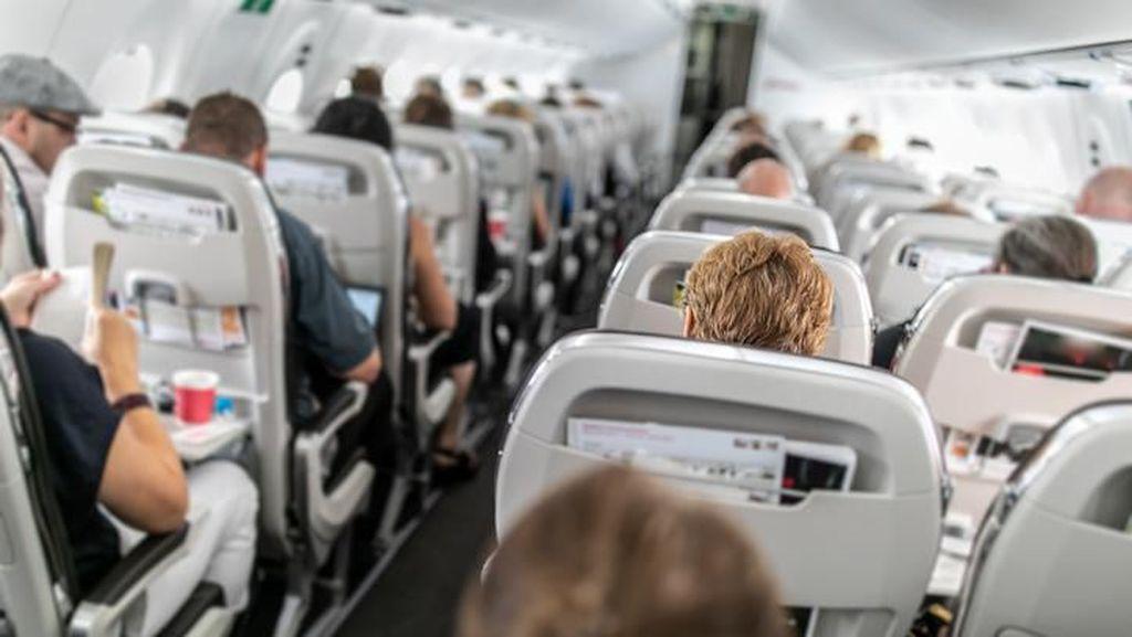 Aturan Kapasitas Maksimal 70% Dihapus, Pesawat Bisa Bawa Penumpang 100%?