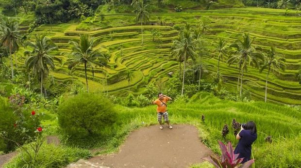 Masuk Keajaiban Alam Terindah Dunia, Bali Tak Mau Berpuas Diri
