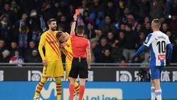 Frenkie De Jong Kartu Merah, Barcelona Ditahan Espanyol 2-2