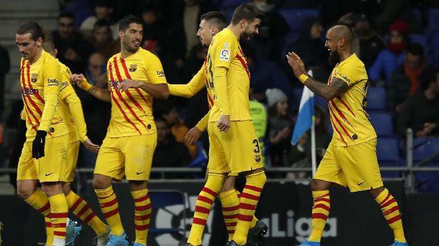 Konflik dengan Abidal, Messi Didukung Pemain Barcelona