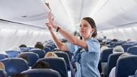 Penumpang Ngamuk di Pesawat, Netizen: Kesurupan atau Mabuk?