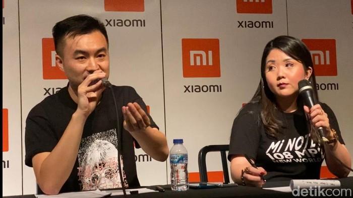 Alvin Tse, Country Director Xiaomi Indonesia. Foto: Adi Fida Rahman/detikINET