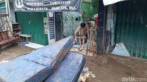 Sulitnya Akses Air Bersih Pascabanjir Jadi Kendala Saat Beberes Rumah